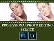 Do professional photo editing 3 photo+(3 for free)
