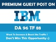 Publish a guest post on IBM. IBM.com - DA 97