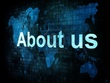 Write Sparkling About Us  Page
