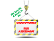 Provide 15 groundworker site specific risk assessments