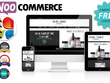 Design a ecommerce responsive website with woocommerce