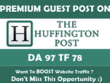 Premium Article Guest Post TheHuffingtonPost.com Huffington Post