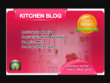 I will write a guest post on my kitchen blog with backlink