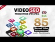 Manually submit your VIDEO to 85 video sites PR9-4 SEO backlinks