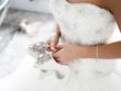 Write 10 wedding dress product descriptions