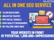 ⭐ SEO and Social Media Marketing ⭐ 100,000+ SOCIAL SIGNALS MIX ⭐