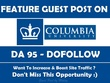 FEATURE Guest Post on Columbia University. Columbia.edu - DA95