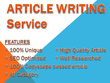 Write Your Articles With Unique Words