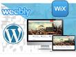 Design, Redesign, Customize Or Migrate Website