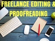 Proof-read and edit your 1000 word count article/document
