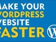 Advanced Speed Optimization for your WordPress Website