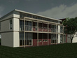 Create 3D perspective renders of your building (up to 1000m²)