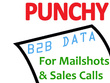 Supply 1000  B2B marketing & sales data leads for UK companies
