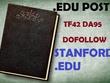Publish a guest post on CollegePuzzle.Stanford.edu - DA95 Blog