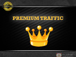Give you 1000 daily PREMIUM targeted visitors to your site