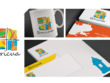 Logo + Letterhead + Business card + 4th Piece of your preference