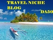 Guest Post on Travel Niche websites PA50+Blog