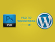 Psd to Bootstap Html Responsive WordPress Design