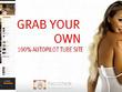 Build an Autopilot YouTube video music channel website