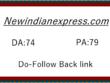 Write and Publish Guest post on Newindianexpress.com