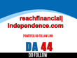 Publish guest post on reachfinancialindependence.com – DA 44