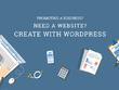 Create a wordpress website & Customize Any Theme Professionally