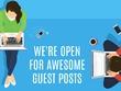 Write and publish a guest post on E27, e27.co - DA 65, PA 70