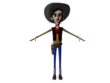 Model, Rig And Animate 3d Character Or Object Just For You