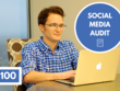 Give you an audit of your social media presence