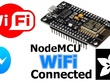 Control your embedded system projects by using NodeMCU(ESP8266)