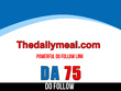 Publish guest post on thedailymeal – thedailymeal.com – DA 75