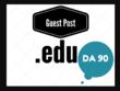Publish Guest Post On Da90, Trust flow 70+ (Cheap Price)