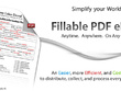 I Will Create Fallible, Clickable And Interactive PDF Form