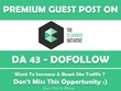 Publish Guest Post on CleanWeb. Cleanweb.co - DA 43