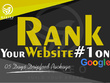 Rank Your Website On Google, 05 Days SEO Backlinks Manually