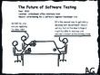 Perform various software testing everday