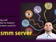 I've a social media server for all social media page service