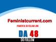 Guest post on feministcurrent – feministcurrent.com –  DA 48