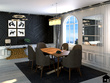 Give you a realistic 3d rendered photos for your interior design