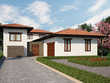 Create a realistic exterior 3D rendering