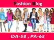 "Write and Publish Guest Post on ""FASHION"" Niche Blogs DA-58"
