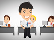 Create an animated promotional video for your business