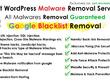 Fix Hacked WordPress Site, Remove Malware and Google Blacklist
