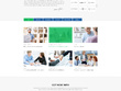 Design your website Mockup, banner, logo, Psd to html reponsive