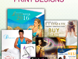 Design a stunning flyer in 24 hrs + 3 revisions