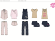 Create designs for a loungewear range (up to 10 items)