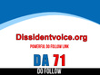 Publish guest post on dissidentvoice.org– dissidentvoice– DA 71