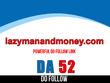 Guest post on lazymanandmoney – lazymanandmoney.com – DA 52