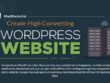 Create a Highly Responsive Wordpress Website or Blog
