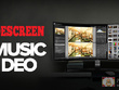 Create professional widescreen music video